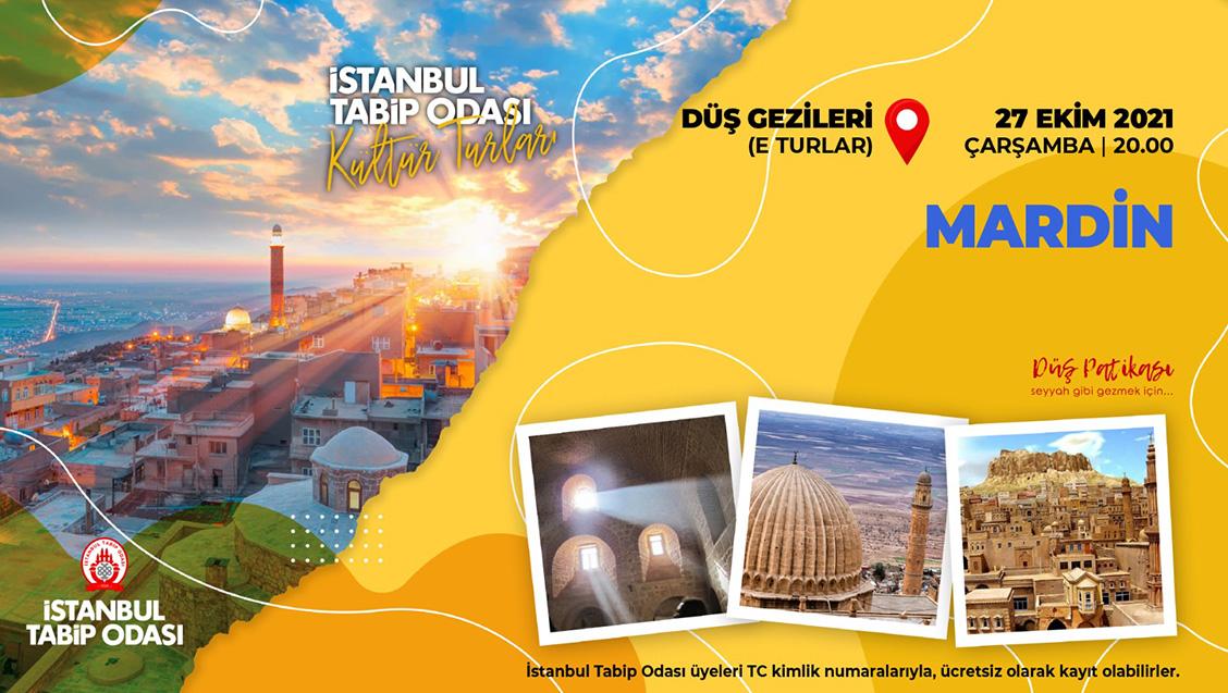 Mardin  E Turu - 27 Ekim 2021 Çarşamba Saat 20.30
