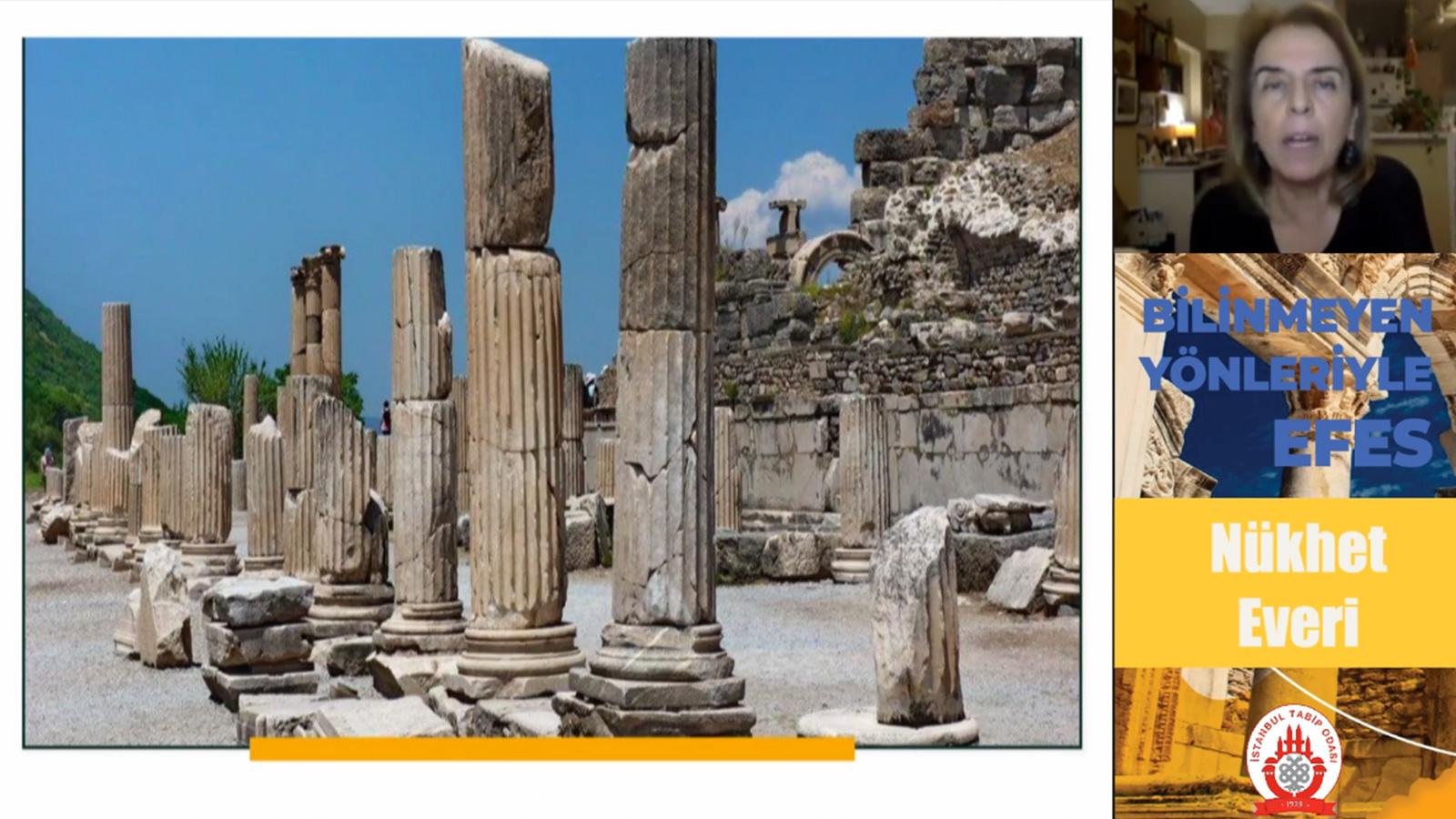 Düş Gezileri'nde Durağımız Efes Kenti Oldu