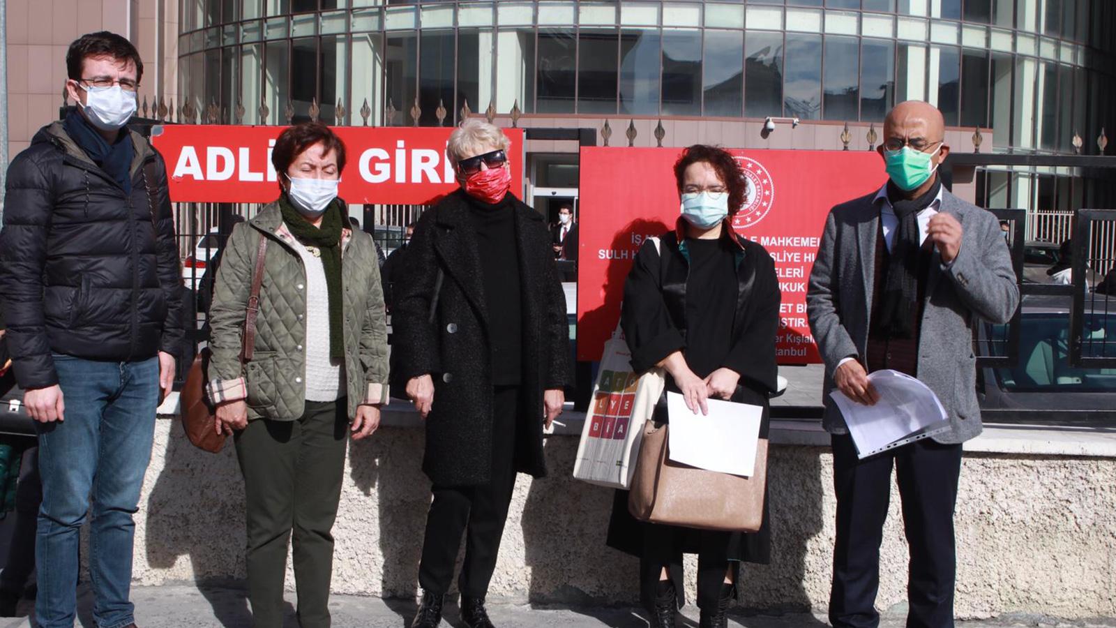 Dr. Fikret Hacıosman'ın Katiline Müebbet Hapis Cezası Verildi