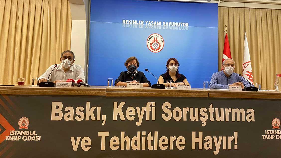 Basın Toplantısı: Ceza Yönetmeliğini Kabul Etmiyoruz, Gerçekleri Dile Getirmeye Devam Edeceğiz