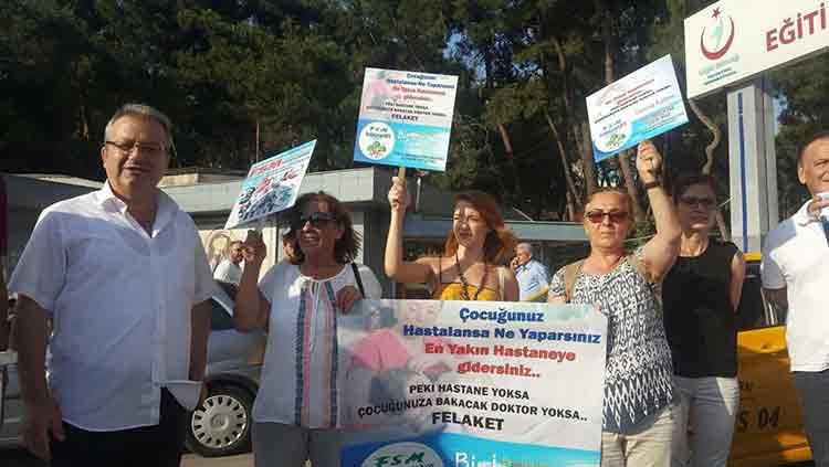 Vatandaşlar Fatih Sultan Mehmet EAH'ye Sahip Çıkıyor
