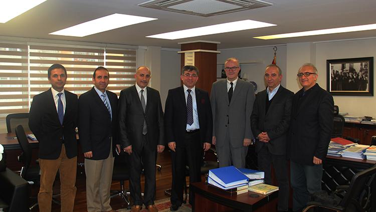 KHB Beyoğlu Genel Sekreterliği'ni Ziyaret