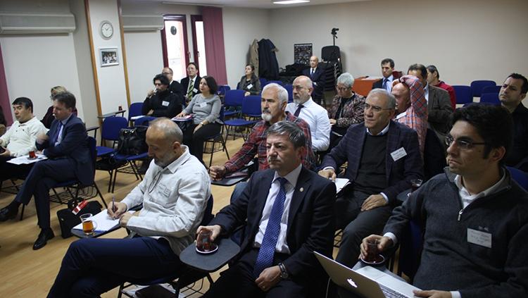 TTB Sürücü ve Adaylarında Aranacak Sağlık Şartları Çalıştayı Yapıldı