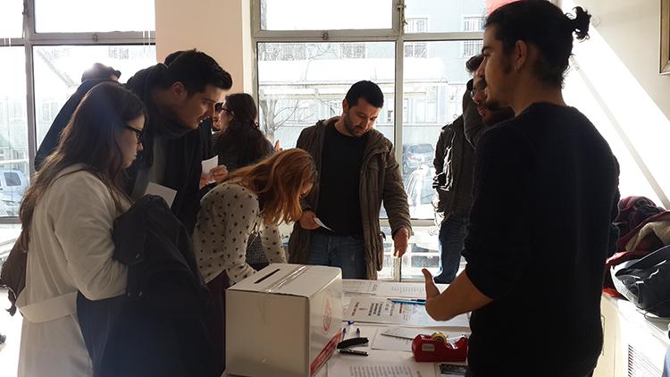 İ.Ü. İstanbul Tıp Fakültesi Yeni Dönem Temsilcilerini Seçti