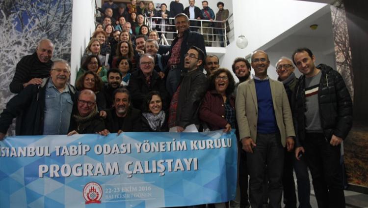 Her Beraber, Daha güçlü, Daha Üretken  İstanbul Tabip Odası Program Çalıştayı