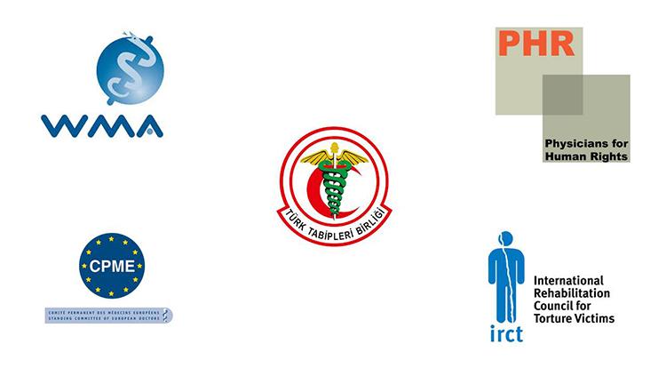 Uluslararası Sağlık Örgütlerinden Cumhurbaşkanı'na Mektup: Fincancı, Önderoğlu ve Nesin Serbest Bırakılsın!