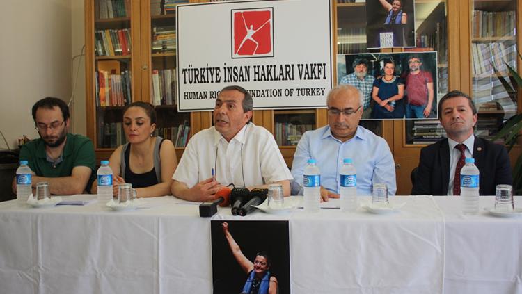İnsan Hakları Örgütleri Fincancı, Nesin Ve Önderoğlu'nun Bir An Önce Serbest Bırakılmasını İstedi