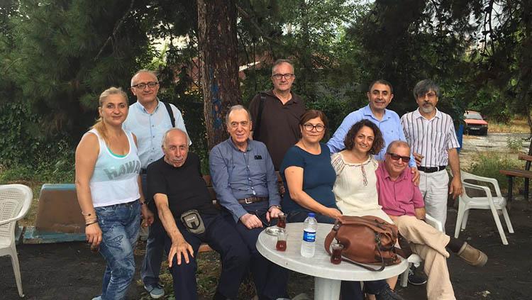 Yönetim Kurulu Toplantısı Bakırköy Cezaevi Önünde Yapıldı