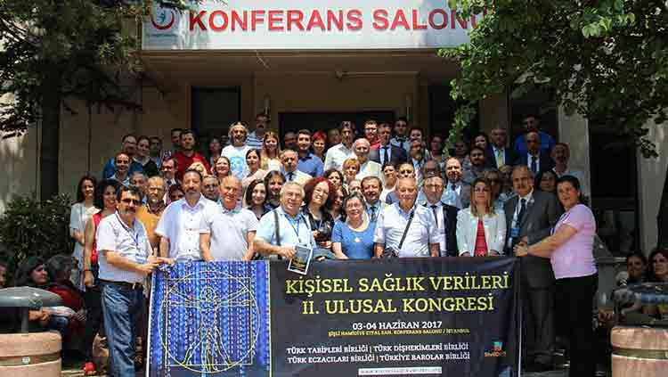 Kişisel Sağlık Verileri II. Ulusal Kongresi İstanbul'da Gerçekleştirildi