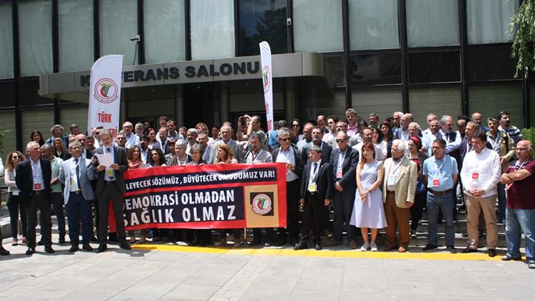 TTB 68. Büyük Kongresi Toplandı