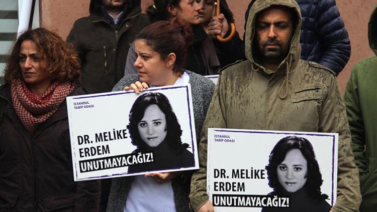 Acımız Hep Taze, Yaramız Hala Kanıyor. Dr. Melike Erdem'i Unutturmayacağız!