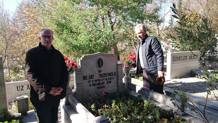 Dr. Nejat Yazıcıoğlu'nu Özlemle Andık