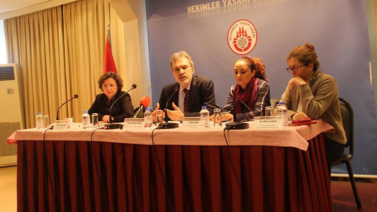 Sokağa Çıkma Yasağı Sonrasında Cizre'de Sağlık Açısından Durum Raporu Açıklandı