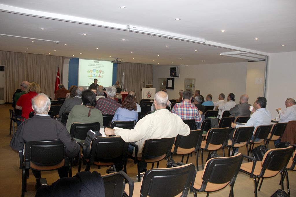 İstanbul Tabip Odası İşyeri Hekimleri Meclisi İlk Toplantısını Yaptı