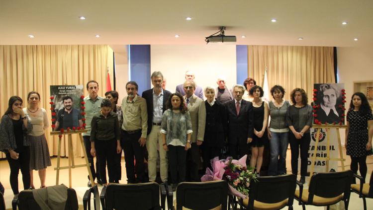 Sevinç Özgüner Ödülü Aziz Yural Anısına Verildi