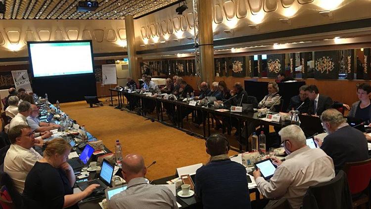 FEMS Genel Kurulu Rotterdam'da yapıldı.