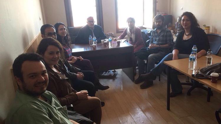 Temsilciler Kurulu Divanı Üyeleri Şişli Hamidiye Etfal Eğitim ve Araştırma Hastanesi Temsilcileriyle Buluştu