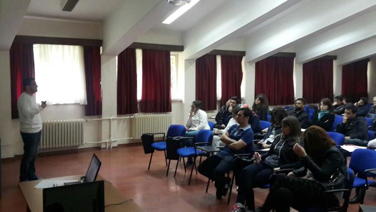 Bakırköy Ruh Sinir Hastanesi'nde Asistan Tanışma Toplantısı