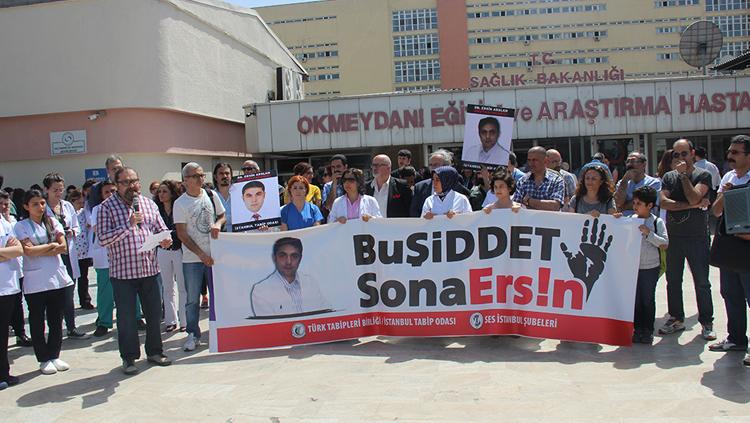 Dr. Ersin Arslan Hep 30 Yaşında