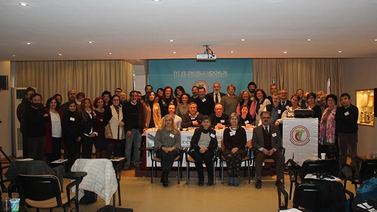 Ticarileşme, Sağlık Hizmetleri ve Akademik Özgürlük Çalıştayı İstanbul'da Yapıldı